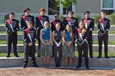 GRC Band 2013 Seniors