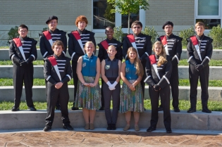 GRC Band 2013 Seniors