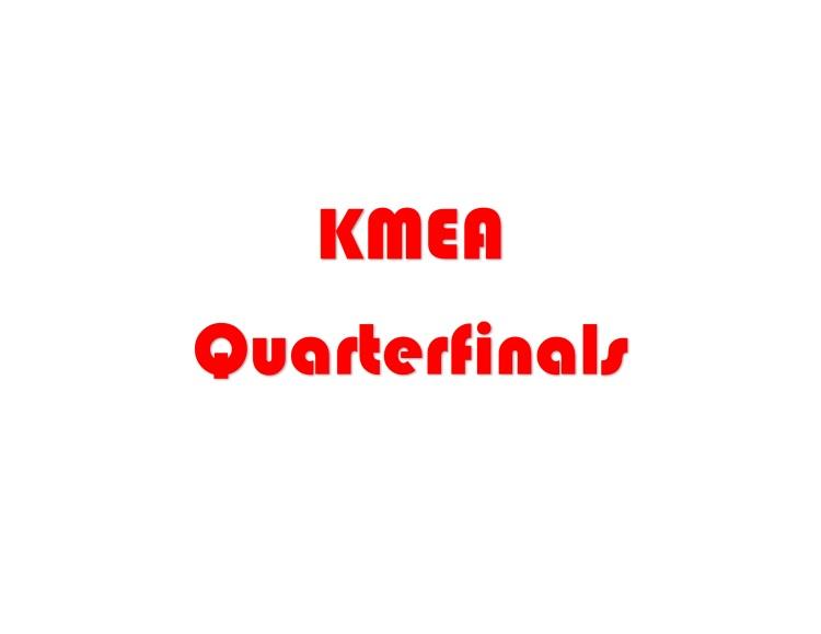 Quarterfinals Graphic