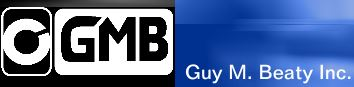Guy M Beaty Inc. Logo